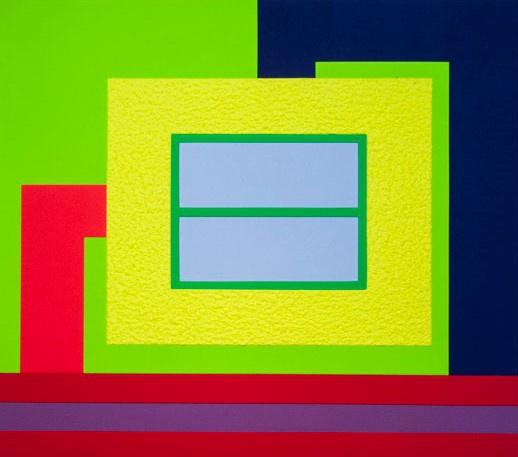 Peter Halley Art Plural Gallery
