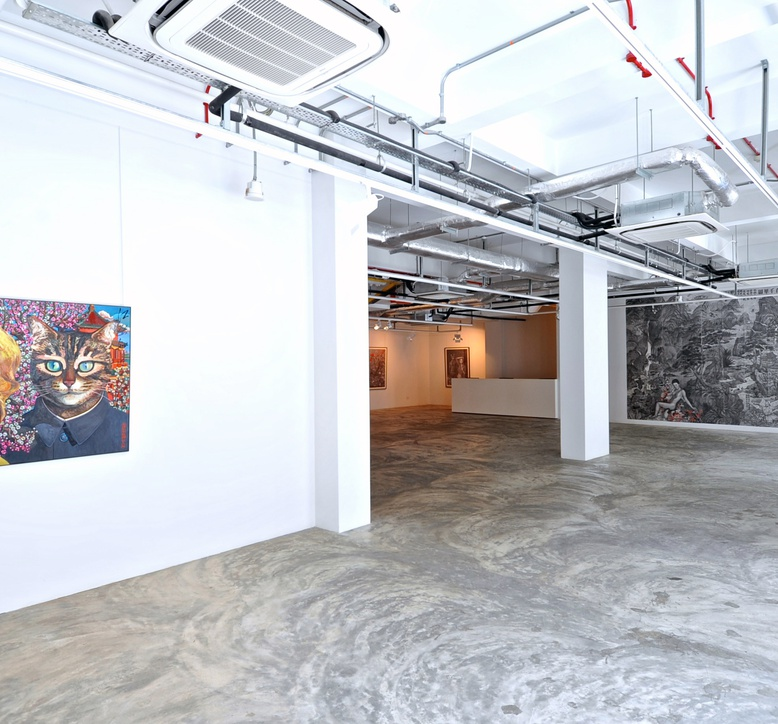Qiu Jie: Solo Exhibition