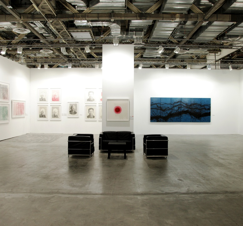 Art Stage Singapore 2015: Fabienne Verdier and Nan Qi