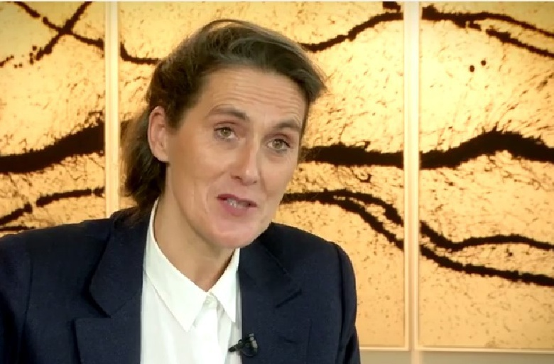 Interview with Fabienne Verdier 2 - Cercle Ascese
